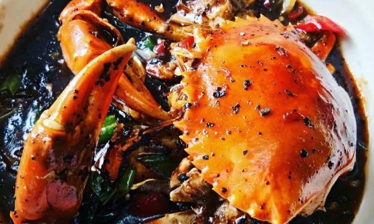 Resep Kepiting Lada Hitam Menggunakan Garam Industri
